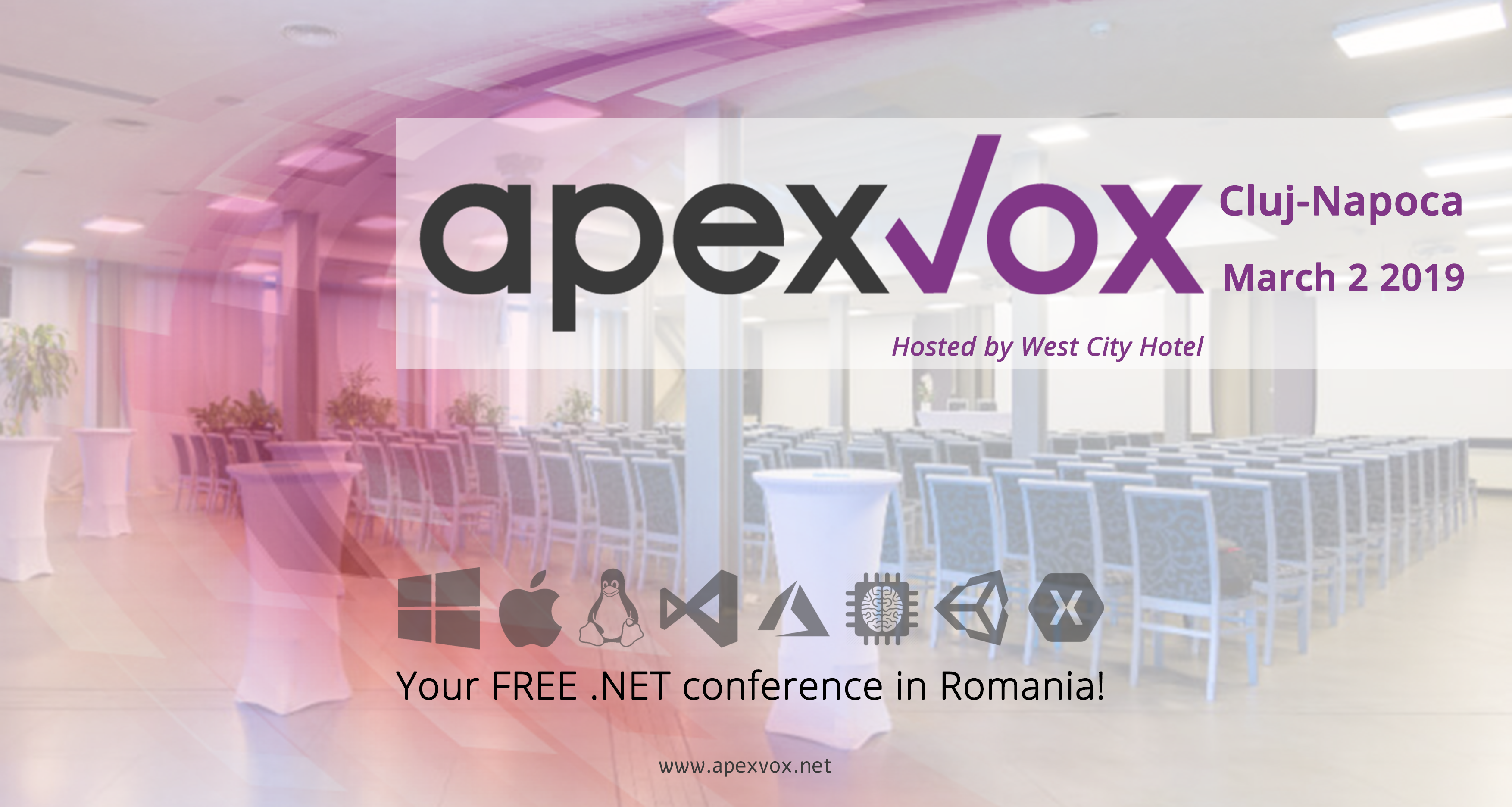 ApexVox - Your  NET conference in Romania